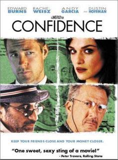 descargar Confidence – DVDRIP LATINO