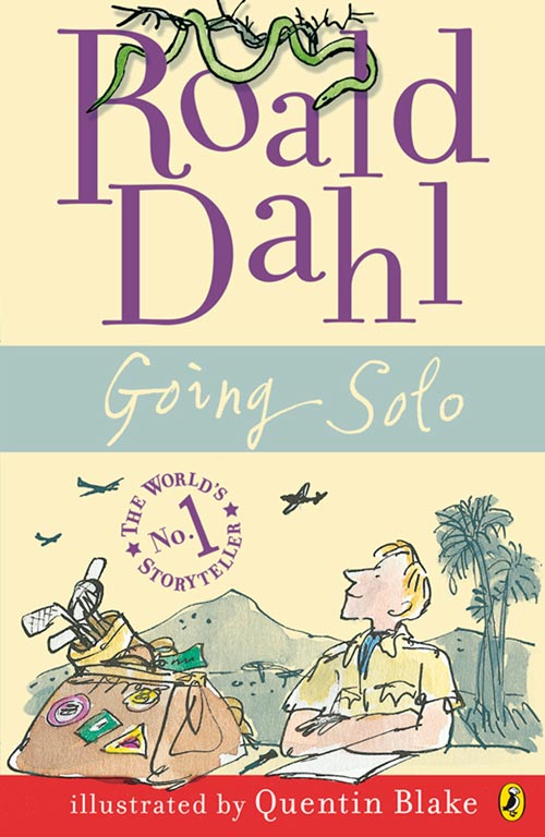 Airplane books and activities kidminds going solo by roald dahl fandeluxe Image collections