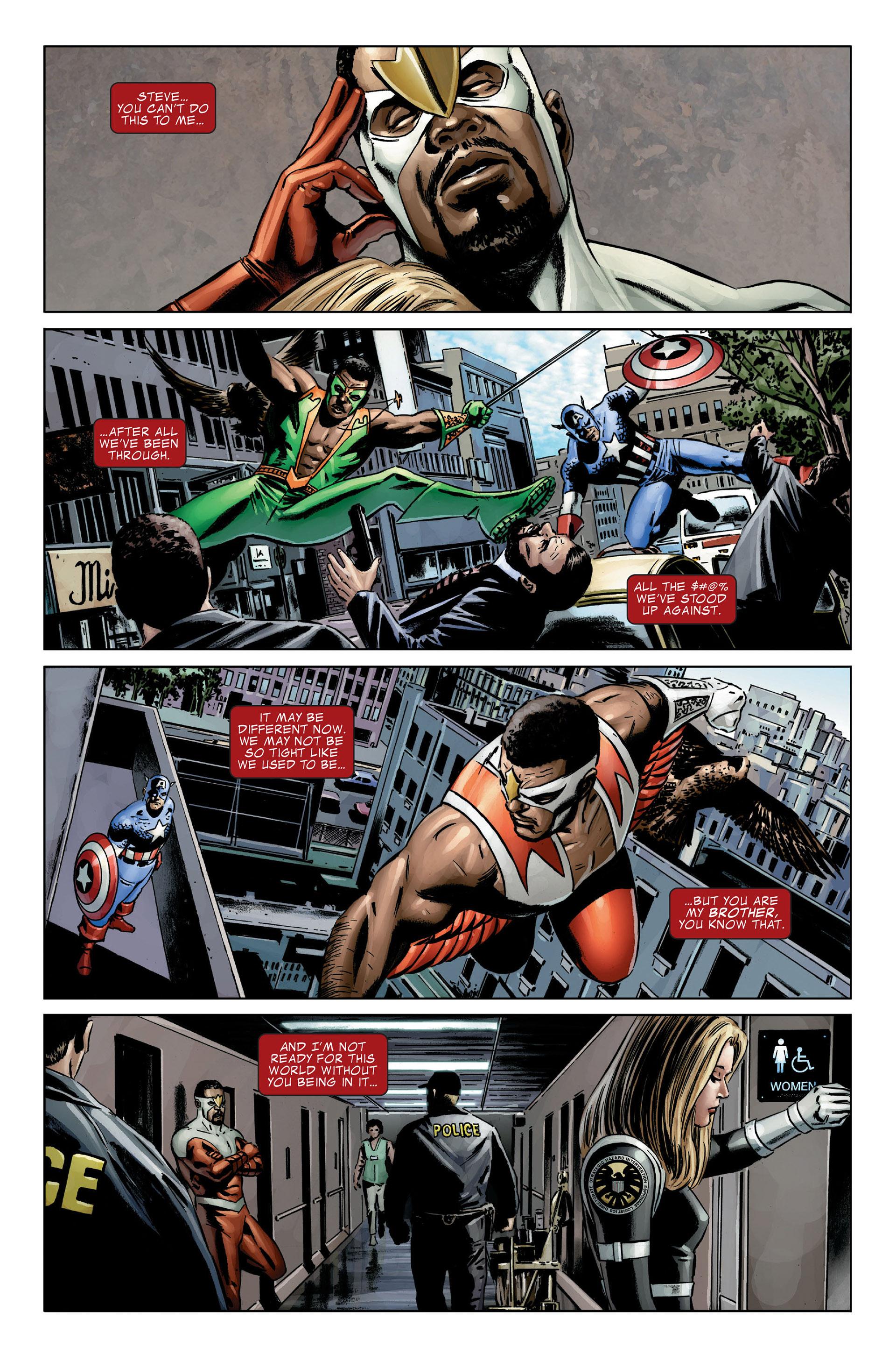 Captain America (2005) Issue #25 #25 - English 31