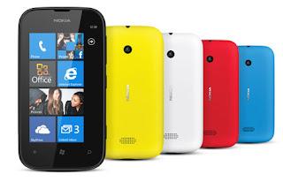 Harga handphone Nokia Lumia 510
