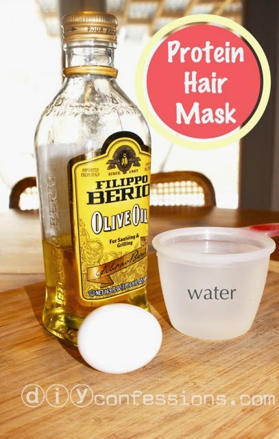 How-To Make 10 DIY Homemade Hair Masks