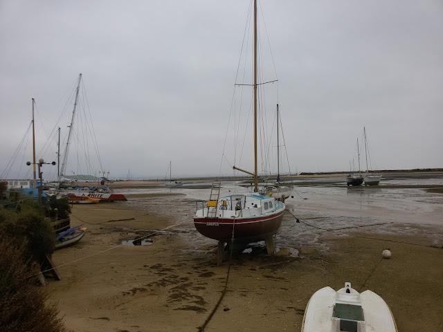 Catamarans in Culatra