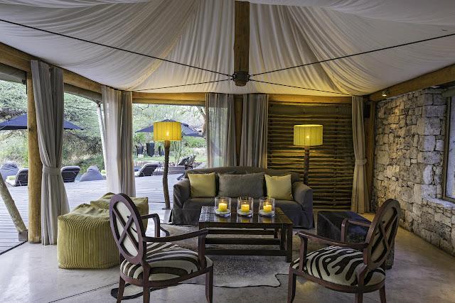 Onguma Tented Camp Namibia