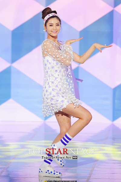Orange Caramel Nana Catallena Live SBS MTV The Show 140318