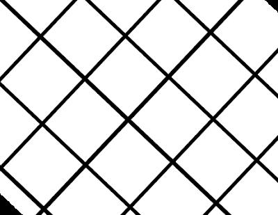 Рисунок наклеивания разметки потолочной плитки