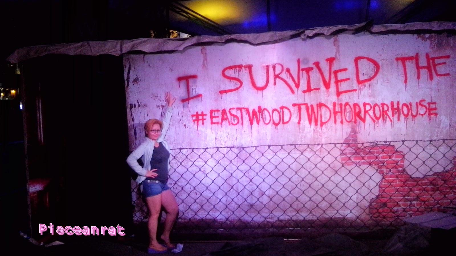 #eastwoodtwdhorrorhouse