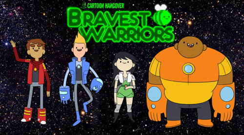 Bravest Warriors Cartoon Hangover Versability