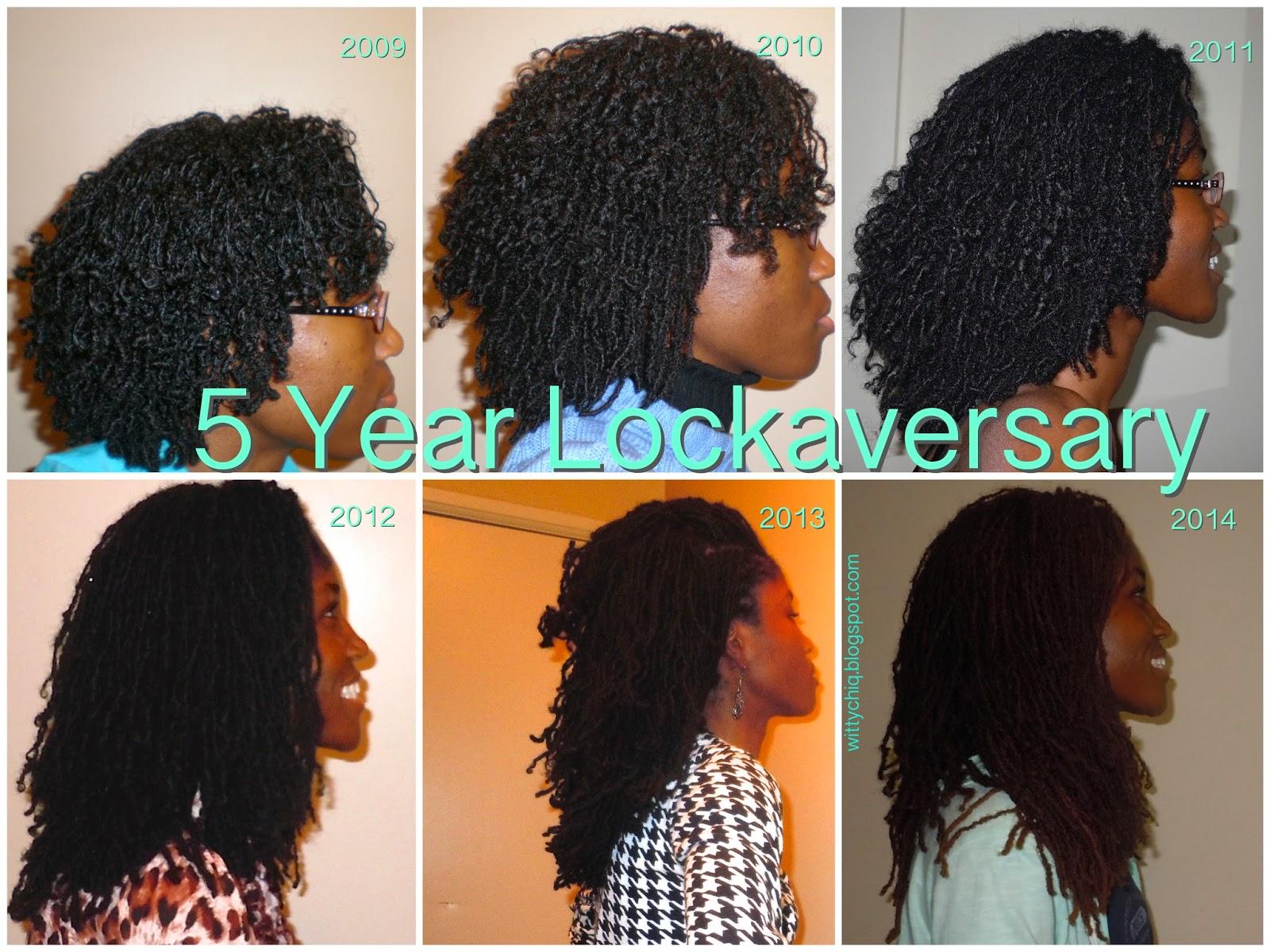 Sisterlocks 5 Years