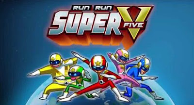 Download Game Run Run Super V v1.19 Apk