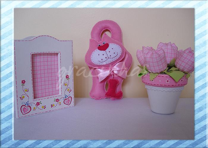 Artigos para decoração de quarto de bébé  Gracinhas Artesanato
