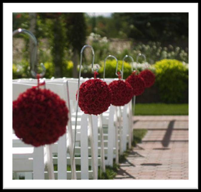 Decoraciones Para Mesas De Bodas Con Rosas Rojas