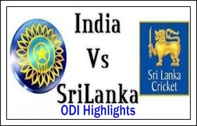 (4th-Aug-12) India vs Sri Lanka - 5th ODI Highlights