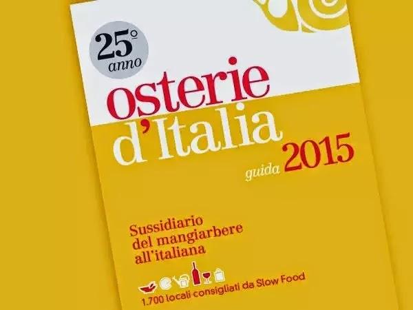 Festa osterie d'italia 2015