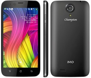 Review: IMO Champion, HP Jelly Bean Murah Spesifikasi Kamera 5 MP