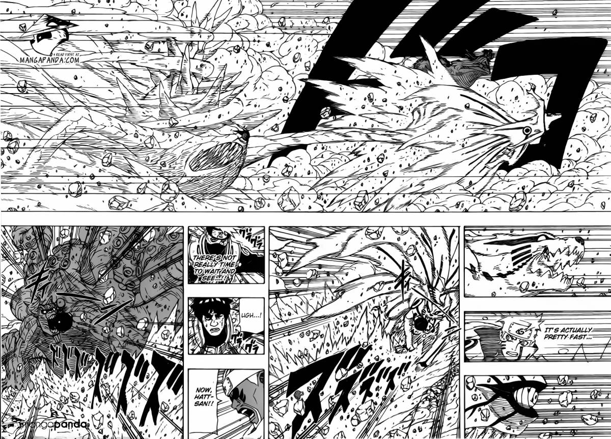 011, Naruto chapter 610    NarutoSub