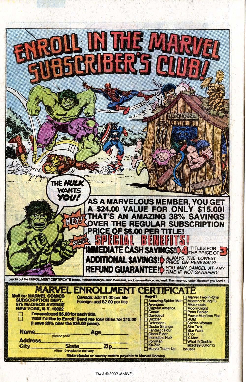 Captain America (1968) Issue #264 #179 - English 24