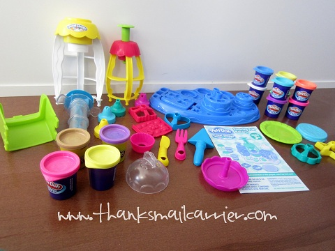 Play-Doh Bakery review