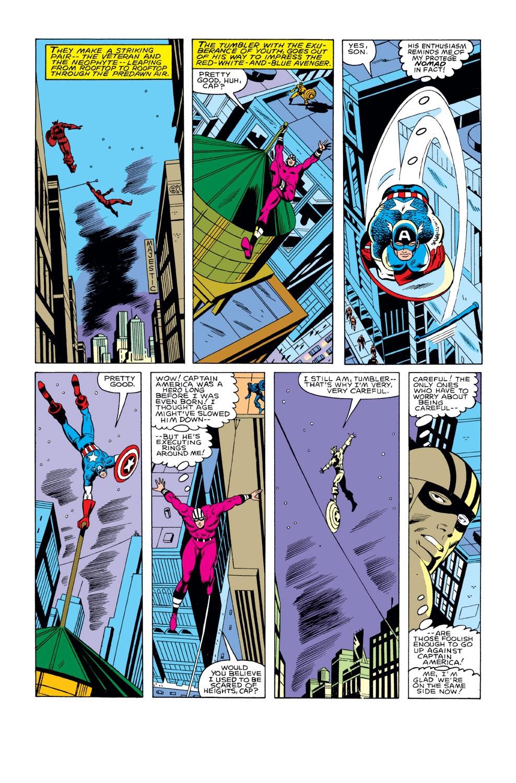 Captain America (1968) Issue #291 #207 - English 14