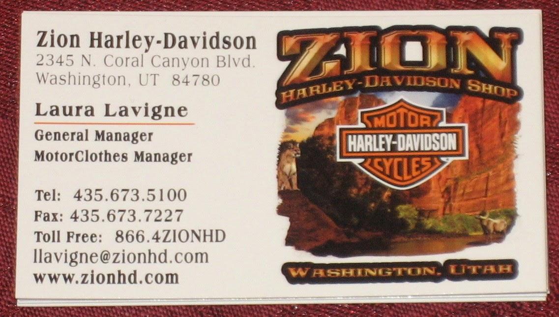 My Harley Cards: 2014