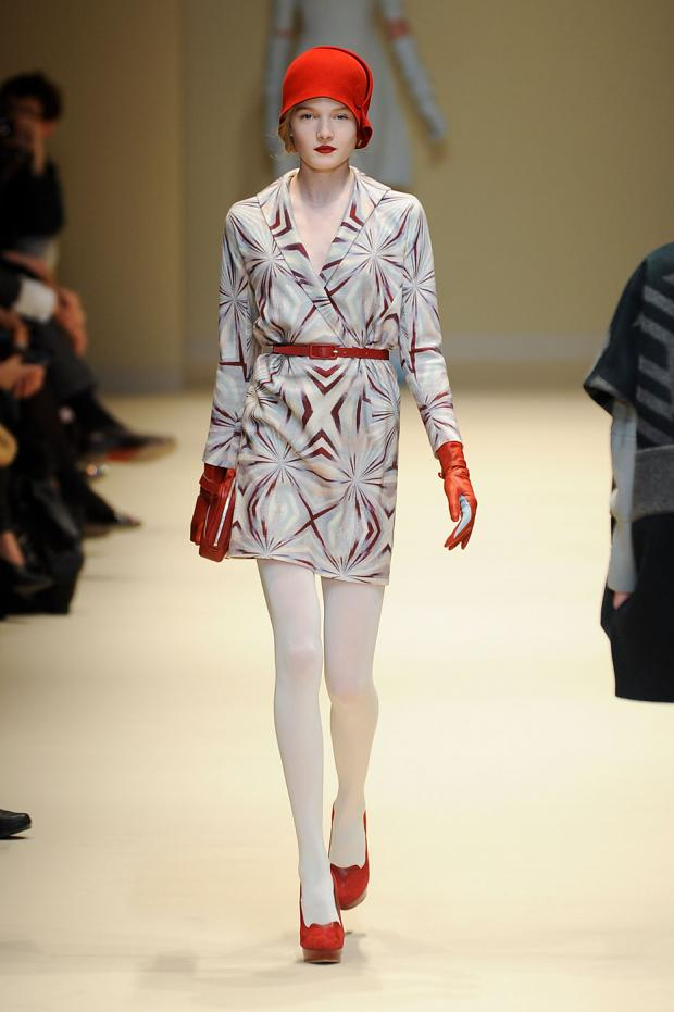 Cacharel Fall 2012 Cool Chic Style Fashion
