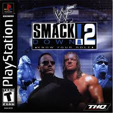 Download Game SmackDown 2 Know Your Role PS1 ISO