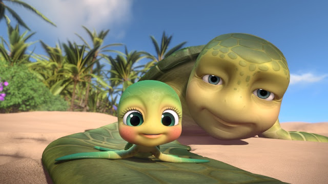 Żółwik Sammy 2 | 24.07 | 12:00