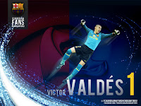 Barcelona Wallpaper #4 - Victor Valdez, Solid as a Rock