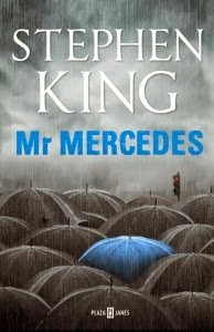 Mr. Mercedes - Portada