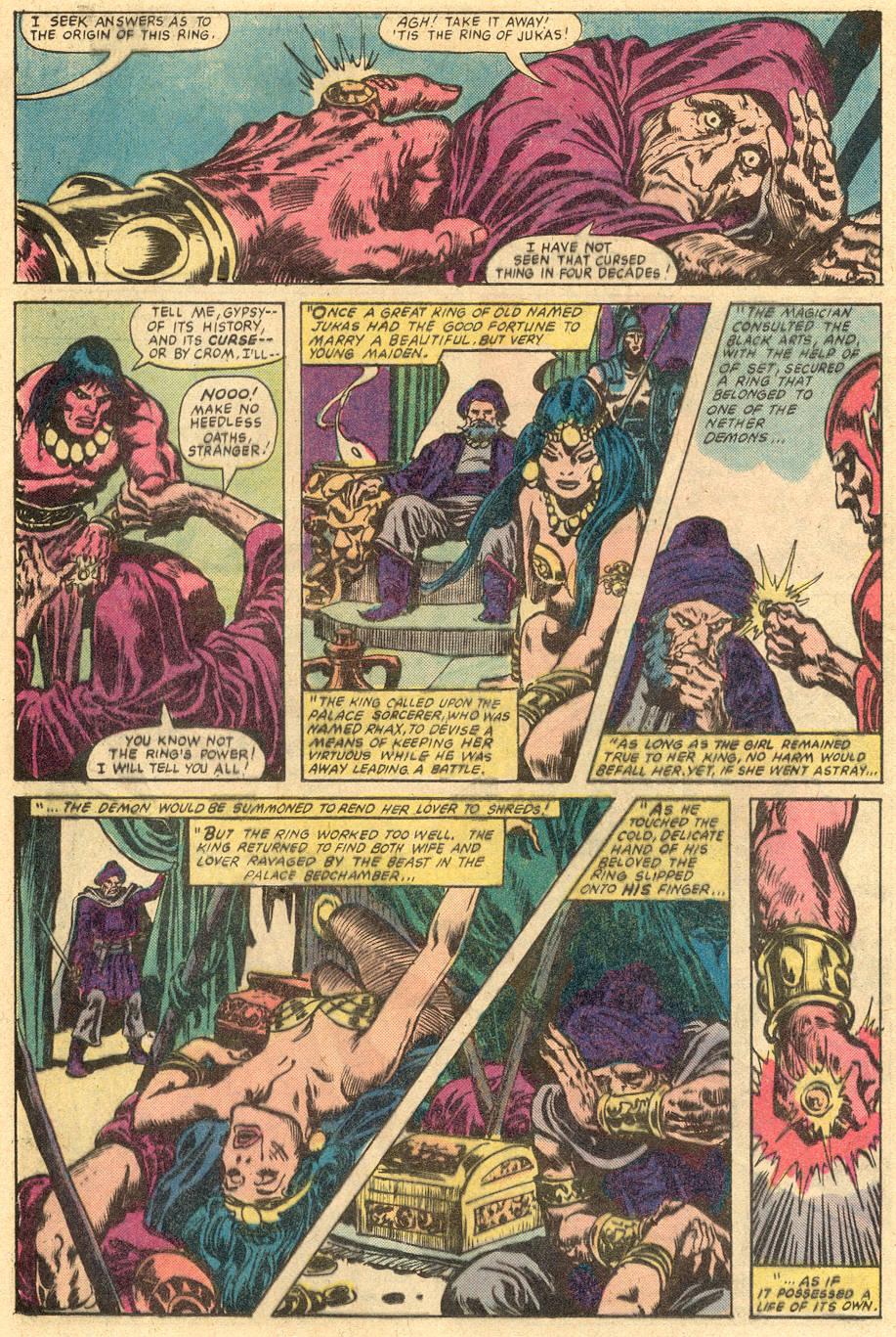 Conan the Barbarian (1970) Issue #131 #143 - English 15