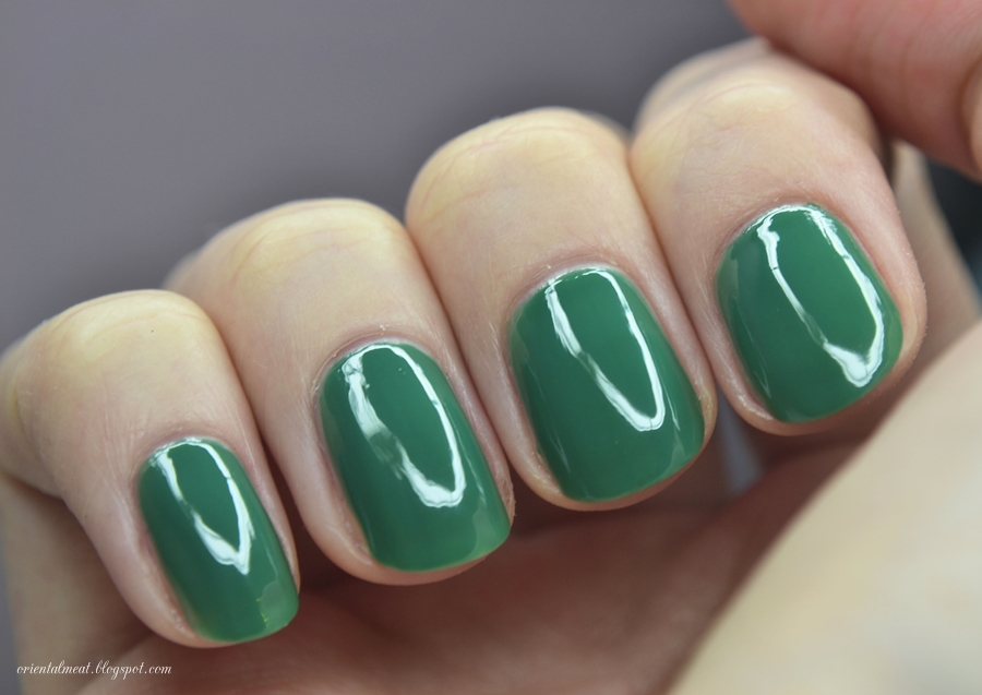Orly-Lucky Duck & Nubar-Sour Candy