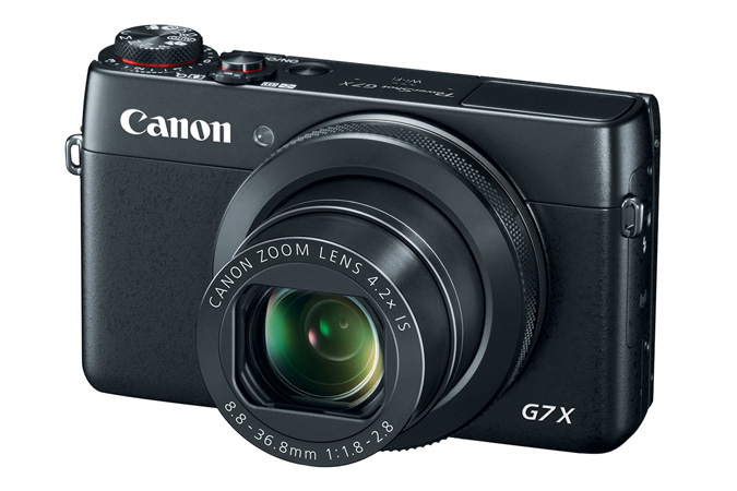 Canon PowerShot G7 X Digital Camera