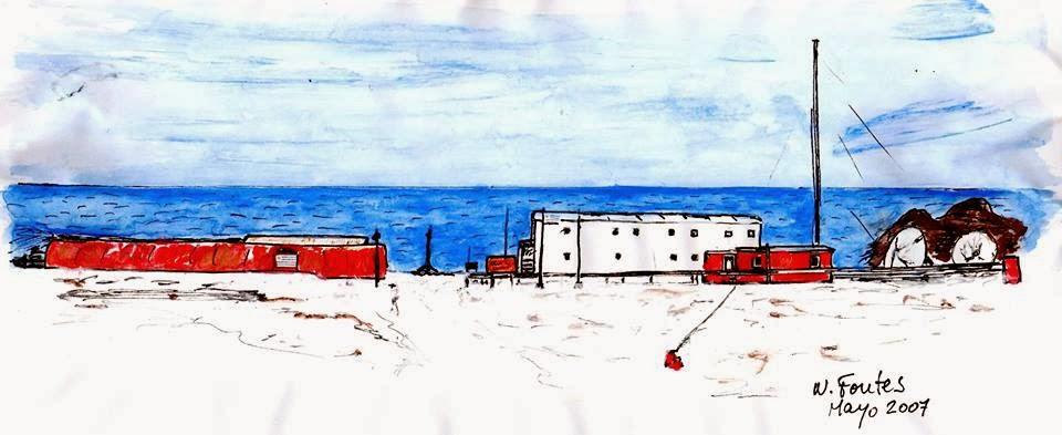 Base Científica Antártica Artigas