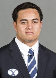 BYU LB Sione Takitaki faces two charges of misdemeanor theft of items from school's field house.