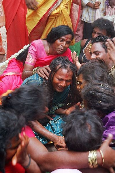 In South Asia, many hijras live in well-defined, organized, ...