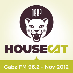 Deep house cat deep house cat gabz fm 96 2 botswana for Classic deep house mix