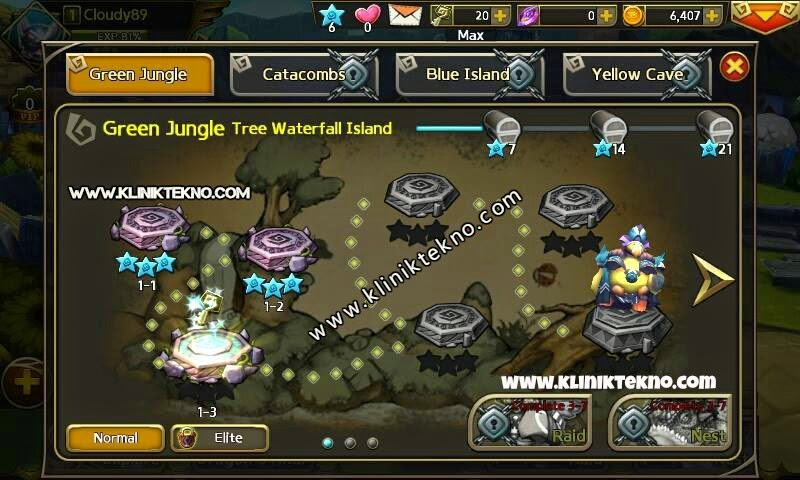 Game Dragon Nest Labyrinth For Android