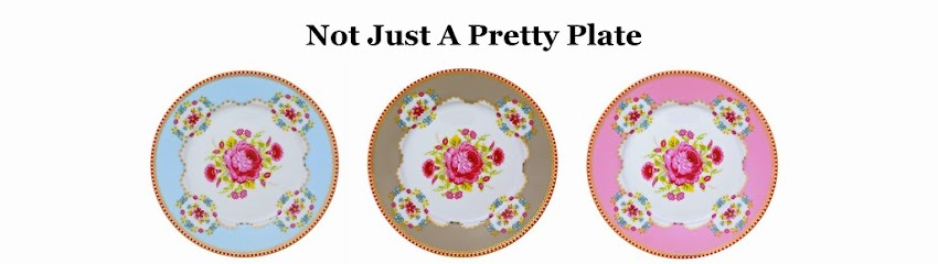 Not Just A Pretty Plate
