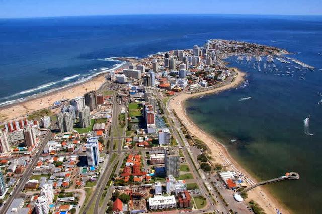 Vacaciones en Punta del Este, Uruguay