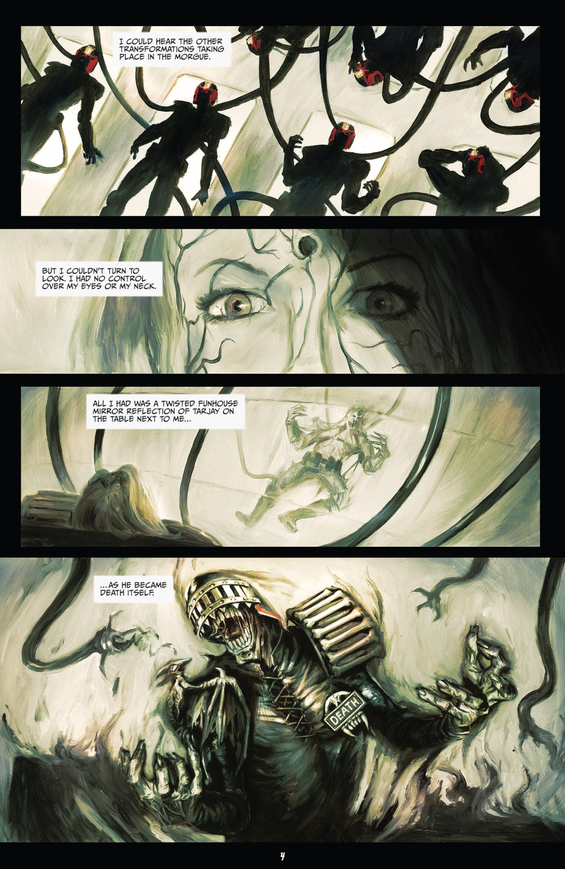Read online Judge Dredd (2012) comic -  Issue #21 - 6