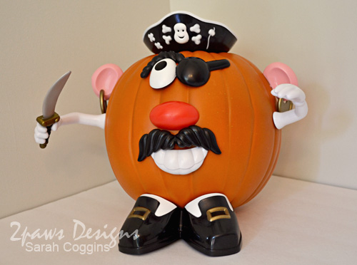 pumpkin potato head