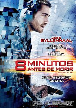Ver Película 8 Minutos Antes de Morir Online Gratis (2011)