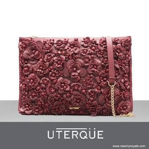 Queen Letizia Style UTERQUE Clutch Bags