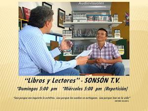 """PROGRAMA TV: """"Libros y Lectores"""""""