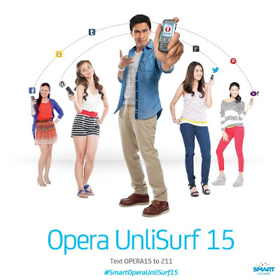 Opera UnliSurf 15: Enjoy Unlimited Surfing All Day