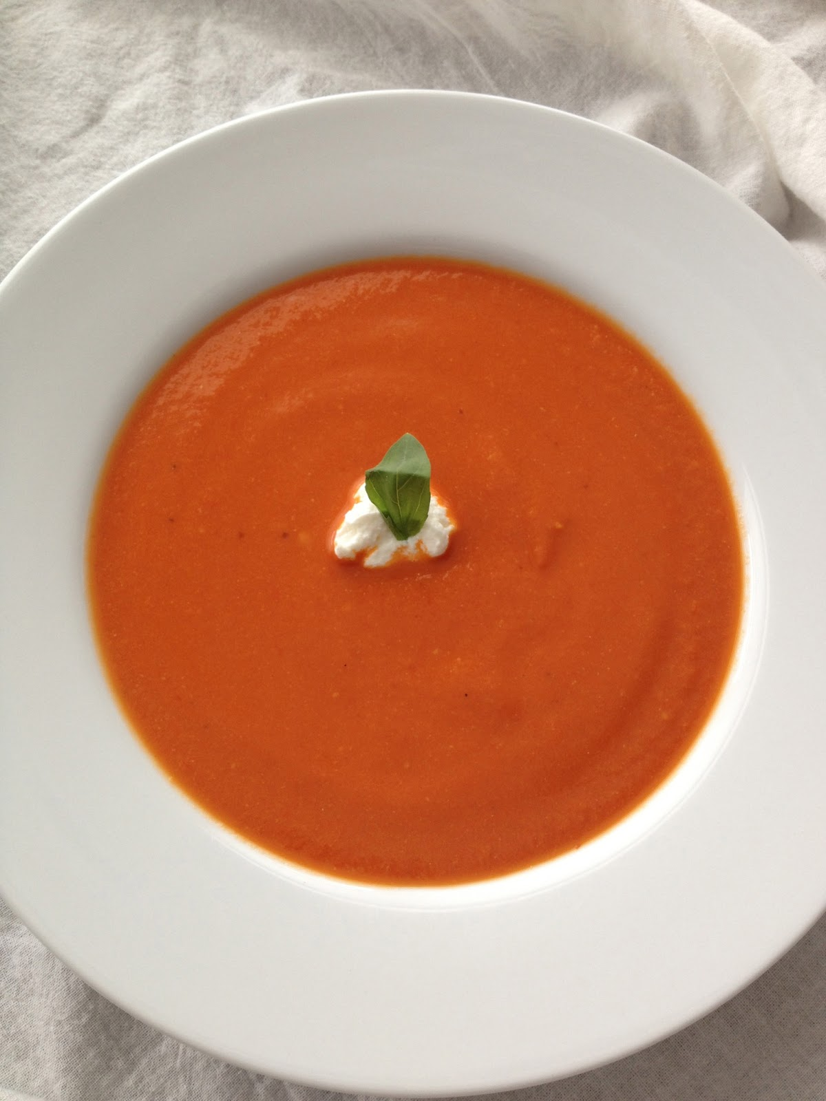 Spiced Chickpea and Tomato Soup | D.M.R. Fine Foods