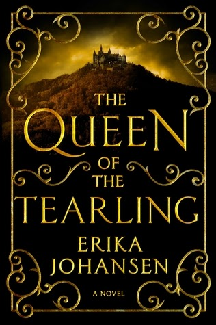 The Queen of the Tearling book cover