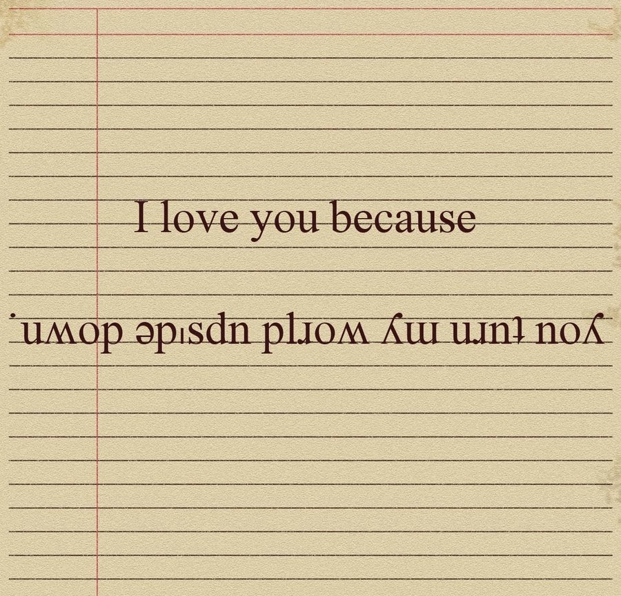 I Love You, Phrases of Love, part 4