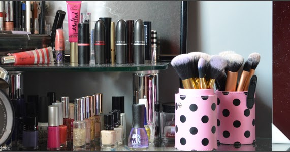 Ranger et trier son maquillage organiser son coin beaut - Ranger son maquillage ...
