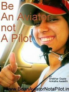 Be an Aviator Not a Pilot
