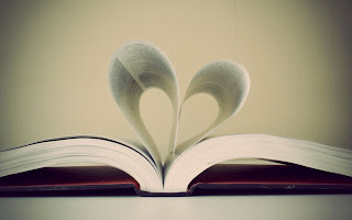 Book Sheet Page Heart Photo HD Love Wallpaper
